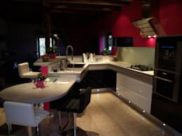modern Kitchen by Atelier Cuisine