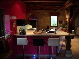 Cocinas de estilo moderno por Atelier Cuisine