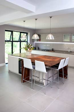 The Drive: modern Kitchen by Haus12 Interiors