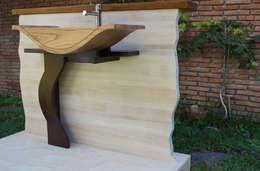 Il Chirurgo Del Legno 의  욕실