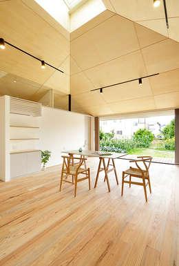 ห้องนั่งเล่น by miyukidesign