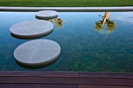 modern Garden by Atelier Lopes da Costa