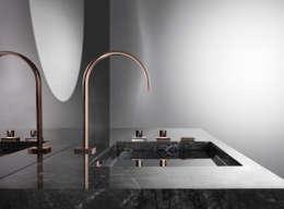 MEM Cyprum von Dornbracht (Design: sieger design): moderne Badezimmer von sieger design & SIEGER