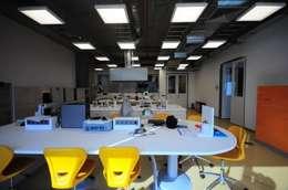 na-md Mimarlık – FMC OFİS VE LABORATUVAR:  tarz Klinikler