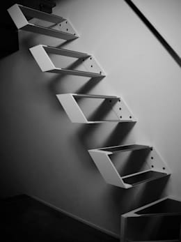 Scale in ferro 10 idee tra classico e innovazione for Idee scale per soppalchi
