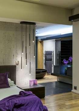Baños de estilo  por Nico Van Der Meulen Architects