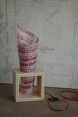 Lampes: Chambre de style de style eclectique par Zygot'o design
