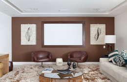 modern Living room by Ana Adriano