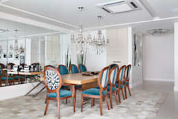 classic Dining room by Ana Adriano