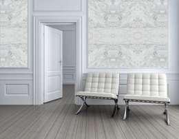 Paredes y pisos de estilo escandinavo por Eclectic Living