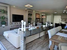 classic Living room by Gabriela Herde Arquitetura & Design