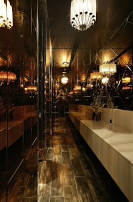 Bars & clubs by CHIHO&PARTNERS