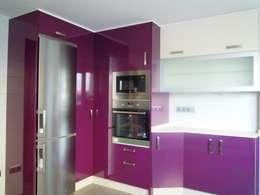 Cocinas de estilo moderno por Dome