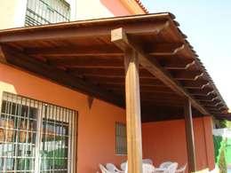 Giardino in stile In stile Country di Aiparquet