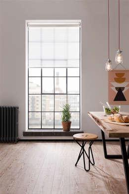 Salle à manger de style de style Industriel par QMotion