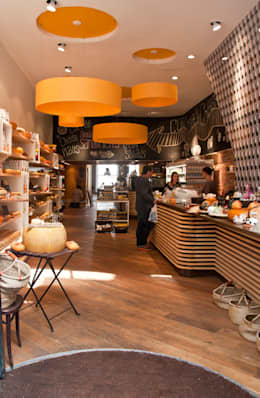 Cheese factory:   door Diego Alonso designs