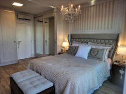 Dormitorios de estilo clásico por Gabriela Herde Arquitetura & Design