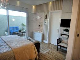 classic Bedroom by Gabriela Herde Arquitetura & Design