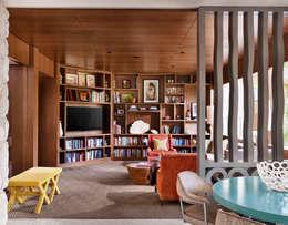 Estudios y oficinas de estilo moderno por Hugh Jefferson Randolph Architects