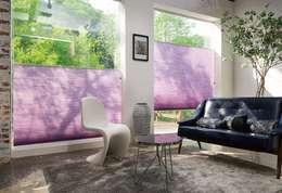 modern Living room by (주)윈플러스