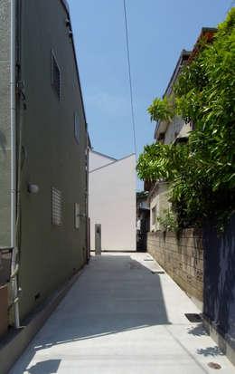 DOG COURTYARD HOUSE: 充総合計画 一級建築士事務所が手掛けた家です。