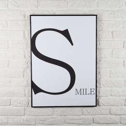 Smile: styl , w kategorii Ściany i podłogi zaprojektowany przez Decoration Laboratory