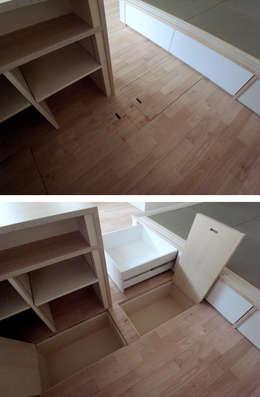 ENCLOSE: 充総合計画 一級建築士事務所が手掛けたキッチンです。