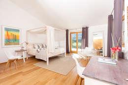 Dormitorios de estilo mediterraneo por felip polar