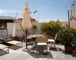 Terraços  por Beriot, Bernardini arquitectos