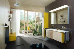 Burgbad - Yso: Salle de bain de style de style Moderne par Espace Aubade
