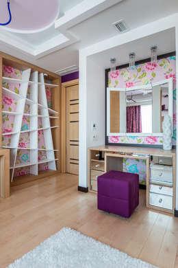 Интерьер квартиры в стиле Эклектики: Детские комнаты в . Автор – Belimov-Gushchin Andrey