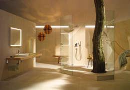 Baños de estilo moderno por Espace Aubade