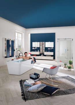 Espace Aubade의  욕실