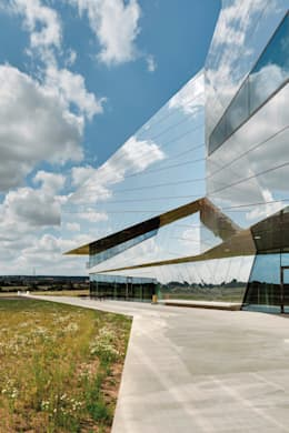 Museos de estilo  por ALUCOBOND - 3A Composites GmbH