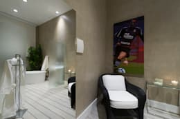 Baños de estilo  por FJ Novaes Light Projects