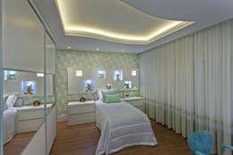 Dormitorios infantiles de estilo  por Arquiteto Aquiles Nícolas Kílaris