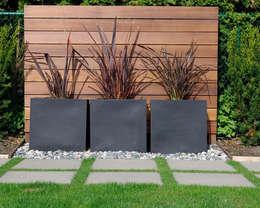 Ландшафтный дизайн в стиле модерн:  в . Автор – Студия 'ART Story'