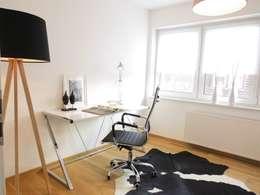 Projekty,   zaprojektowane przez raum² - wir machen wohnen