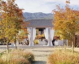 Aussenanlage im Kanton Schwyz: klassischer Garten von Paul Marie Creation