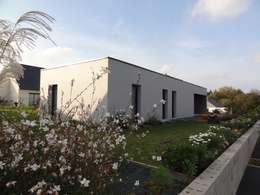 Perspective: Maisons de style de style Moderne par atelier 742