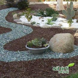 Jardines de estilo asiático por sihirlipeyzaj