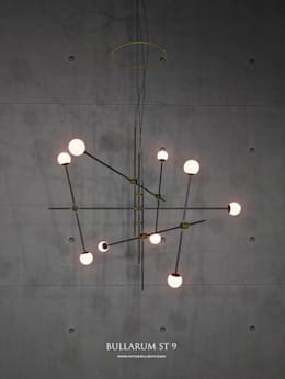 Livings de estilo minimalista por Intuerilight