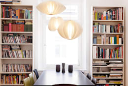 modern Dining room تنفيذ Zuhause-ist - Agentur BRANDMARKER GmbH