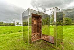 Casas de estilo moderno por Processcraft