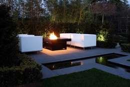 moderne Tuin door Rivelin