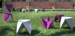 Projekty,  Ogród zaprojektowane przez Arredo-Giardino.com