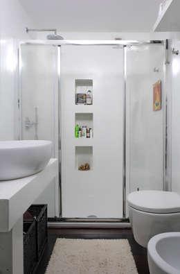 5 idee per salvare spazio in un bagno piccolo - Progetto bagno piccolo ...