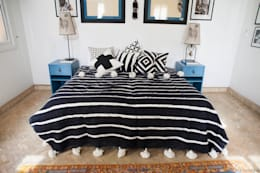 Dormitorios de estilo  por M.Montague Souk
