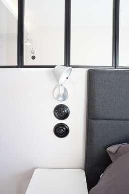 industrial Bedroom by blackStones