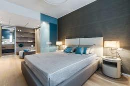 Habitaciones de estilo moderno por NG-STUDIO Interior Design